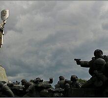 Le regard de la guerre by held