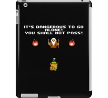 Wise Words iPad Case/Skin
