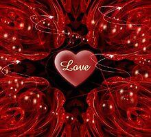 Love. Love, Love by Marie Sharp