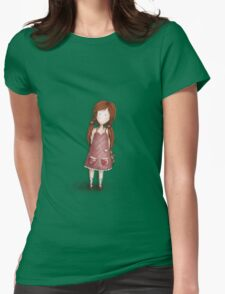 Girl with her teddy Tshirt 1 T-Shirt