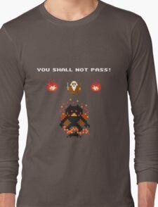 Retro Balrog Long Sleeve T-Shirt