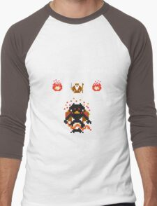 Retro Balrog Men's Baseball ¾ T-Shirt