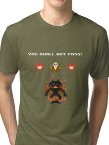 Retro Balrog Tri-blend T-Shirt