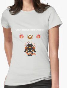 Retro Balrog Womens Fitted T-Shirt