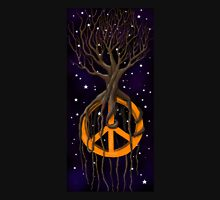 peaceful tree Unisex T-Shirt