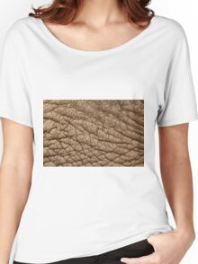 Elephant Skin  Women's Relaxed Fit T-Shirt