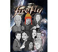 Firefly crew collage Photographic Print