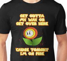 Hot Flower Unisex T-Shirt