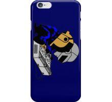 Daft Punk Peanuts iPhone Case/Skin