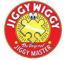 Jiggywiggy The Original Jiggy Master Photographic Print
