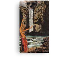 Dances with Death Canvas Print