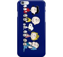 Best Peanuts iPhone Case/Skin