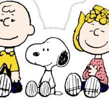 Best Peanuts Sticker