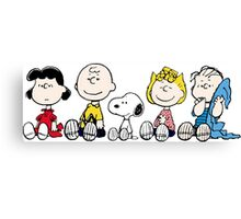 Best Peanuts Canvas Print