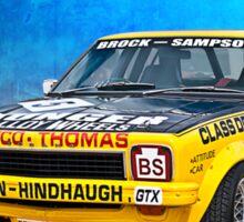 Brock - Sampson L34 Torana Sticker