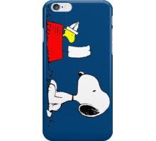 Woodstock & Snoopy iPhone Case/Skin