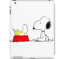 Woodstock & Snoopy iPad Case/Skin