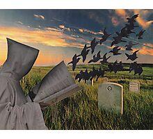Communion In The Inbetween Photographic Print