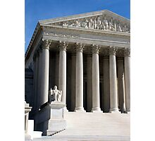 Supreme Court Photographic Print