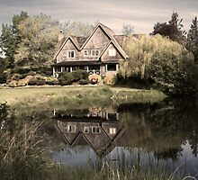 COUNTY HOME by Sandy Stewart