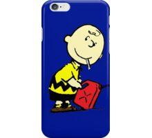 Bad Charlie Brown iPhone Case/Skin