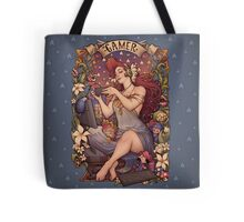 Gamer girl Nouveau Tote Bag