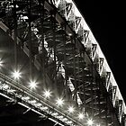 Sydney Harbor Bridge by James Hughes