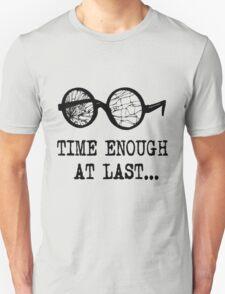 """Time Enough at Last"" T-shirt Unisex T-Shirt"