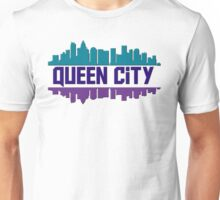Queen City, NC Unisex T-Shirt