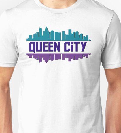 Queen City, NC Unisex T-Shirt