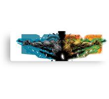 Icarus Reborn Canvas Print