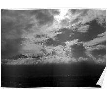 Cloudscape Liechtenstein Poster