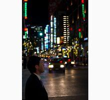 Salary-man's contemplation - Tokyo, Japan Unisex T-Shirt