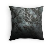 Luminescent in the Dark Throw Pillow