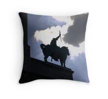 Sacre Coeur Paris Throw Pillow