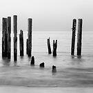 Port Willunga Jetty by Elana Bailey