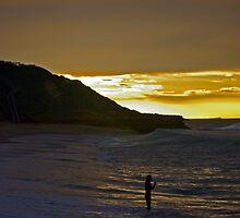 Sunrise over Winki by AlMiller