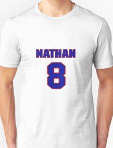 National Hockey player Nathan Horton jersey 8 T-Shirt