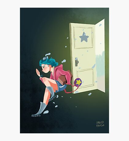 Ramona Flowers Photographic Print