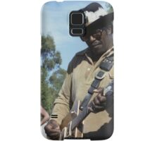Bo Diddley @ 2JJJ Concert, Mount Druitt, 1981 Samsung Galaxy Case/Skin