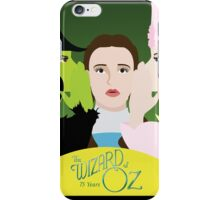 75 Years of Oz iPhone Case/Skin
