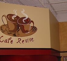Cafe Revive by RealPainter