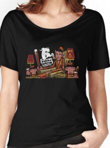 '6 fifths' Dessert Barleywine illustration Women's Relaxed Fit T-Shirt