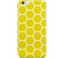 Hexagonal Jali Screen Pattern- India  iPhone Case/Skin
