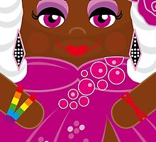 Fabulous Drag Queen by Renny Roccon