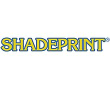 Shadeprint Communications Logo. Photographic Print