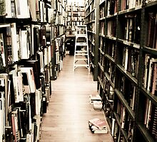 Hall of Books by bethstedman