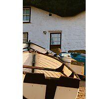 Fishermans Cottage Photographic Print