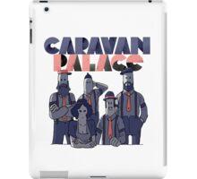 Caravan Palace (Rock It For Me) iPad Case/Skin