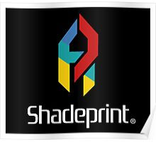 Play Shadeprint Logo Poster